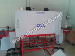 Sleeve Shrink Tunnel Machine