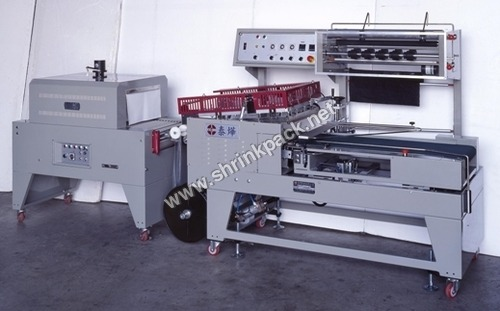 Fully Automatic Shrink Wrapping Machine