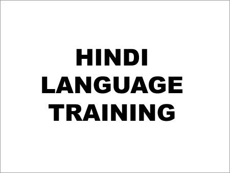 Hindi Language Training In Hyderabad