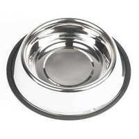 022013 Dogs Stainless Bowl