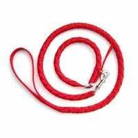 022013 Dogs Red Color Rope (Leash)