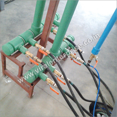 Manifolds & Weld in Saddle