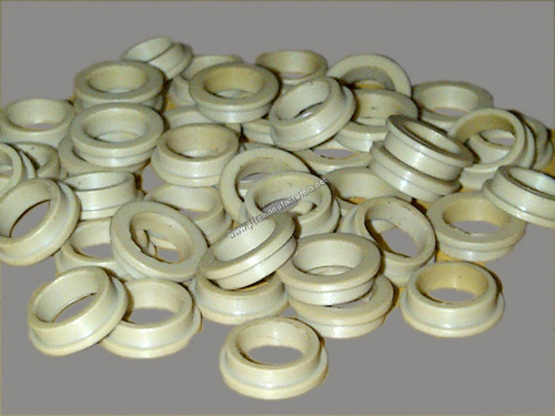 PEEK Machined Components (Machined Components)