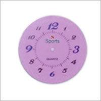 Desktop Round Watch Dial