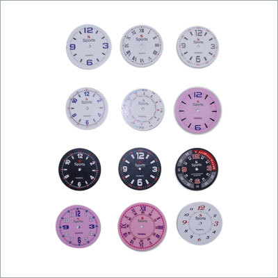 Enamel Watch Dials