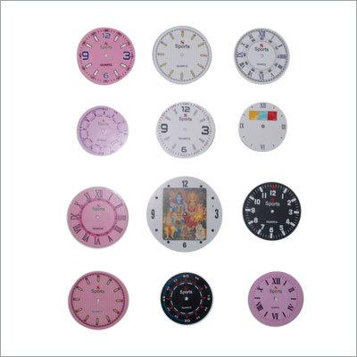 Meteorite Watch Dial