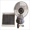 Solar Powered Rechargeable Portable Dc Fan