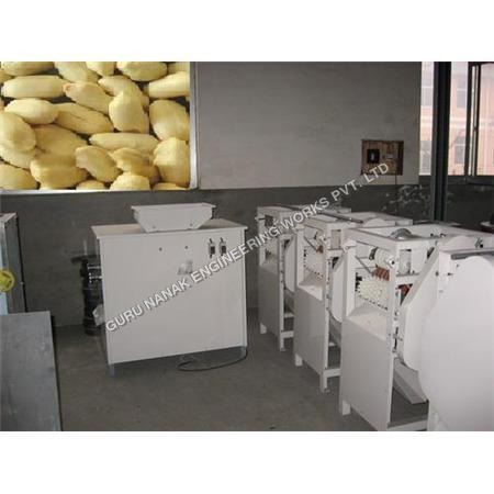 Peanut Pilling Machine