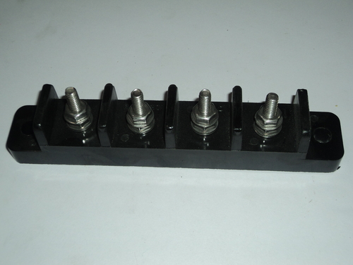 4 Pole Connector for Panel