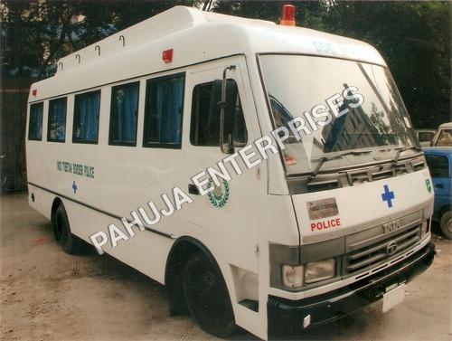 Air Condition Van