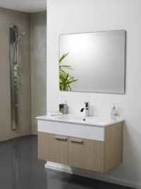 Frameless Wall Mirror