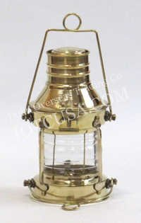 Nautical Brass Ship Lamp