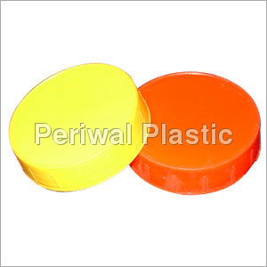 Plastic caps for Pet Jar