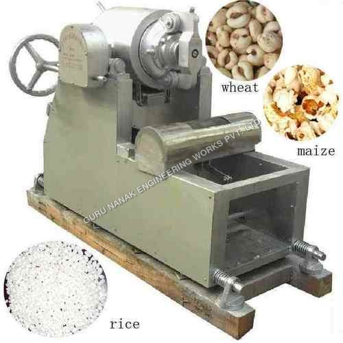 WhWheat Puffing Machine