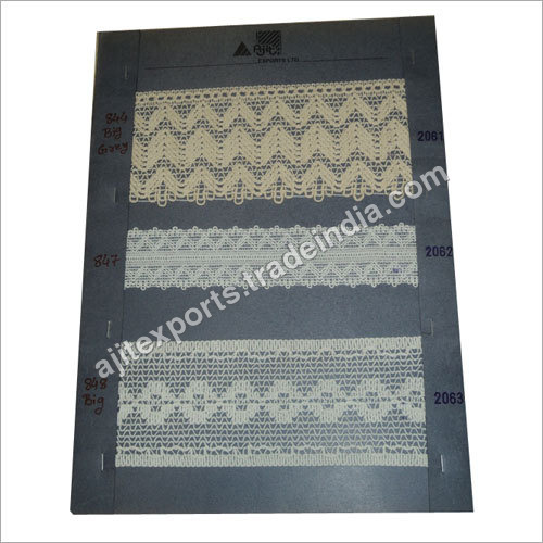 Jacquard Braided Lace