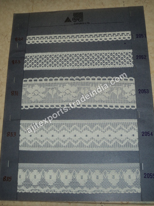 Matching Rick Rack Lace