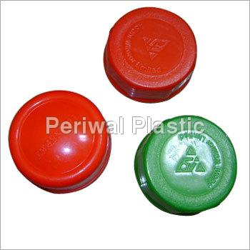 Plastic caps for HDPE Jar