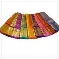 Kanchipuram Crepe Silk Saree