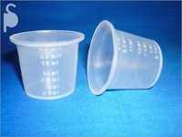 25ml 28mm Bell Shape Measuring Cup