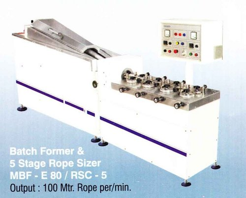 Rope Sizer Machine