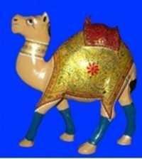 CAMEL PLAIN CUTTING