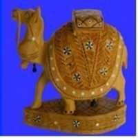 CAMEL CARVEEN INLAID