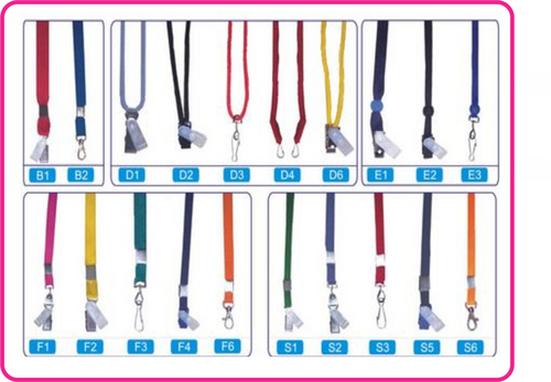 Neck Lanyards & Tags