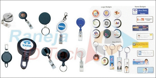 Personalized Badge Holders & Yoyo