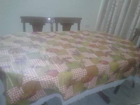 Plastic Dining Cover