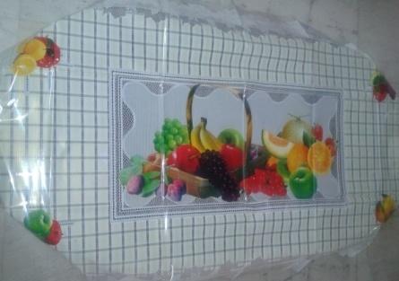 PLASTIC CENTRE TABLE COVER