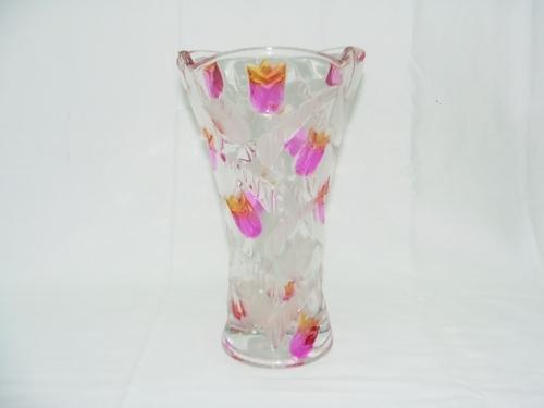 Glass Flowervase