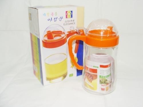 Glass Oil Pot