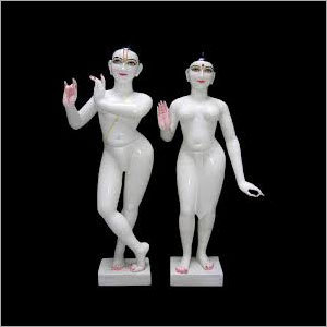 Iskcon Radha Krishna Statue