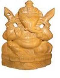GANESH SITTING OVAL SHAPE REGULAR