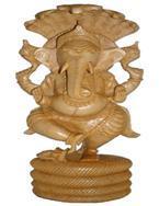 Dancing Ganesh Statue