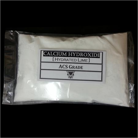 Calcium Hydroxide ACS Grade
