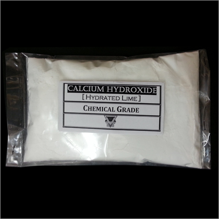 Calcium Hydroxide Chemical Grade