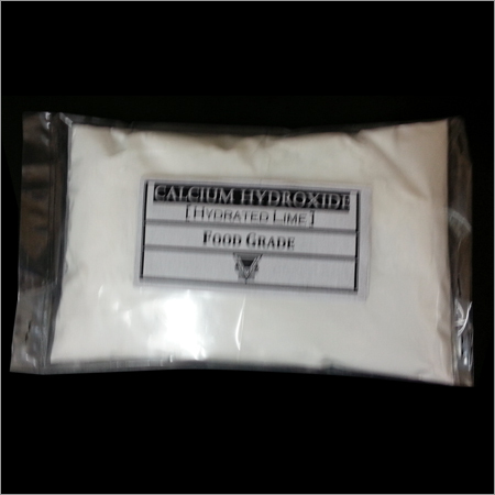 Food Grade Calcium Hydroxide
