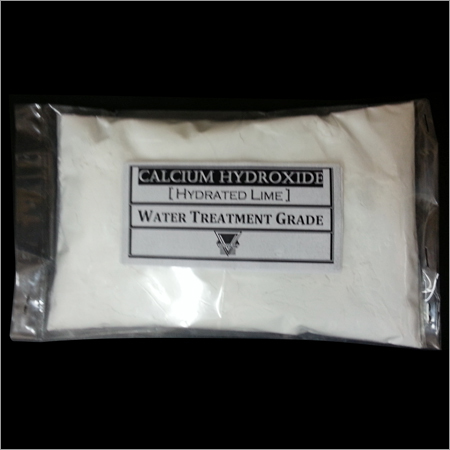 Water Treatment Grade Calcium Hydroxide