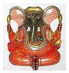 GANESH OPEN EAR PAINTING