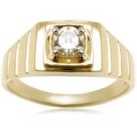 Men's Solitaire Rings