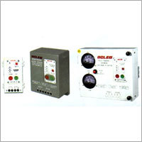 Three Phase Motor Starter Control Panel