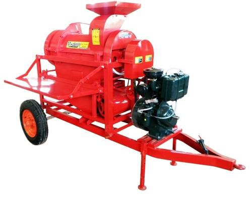 Maize Thresher Engine Model
