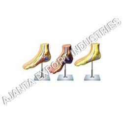 Human Foot Bow