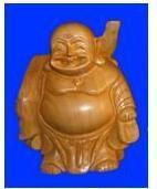 Standing Laughing Buddha