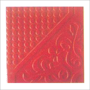 Designer Chequered Tiles Mould
