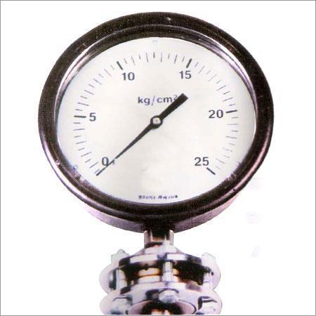 Sealed Diaphragm Gauge