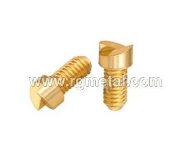Brass Meter Screws