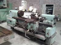 LATHE MACHINE      TOS