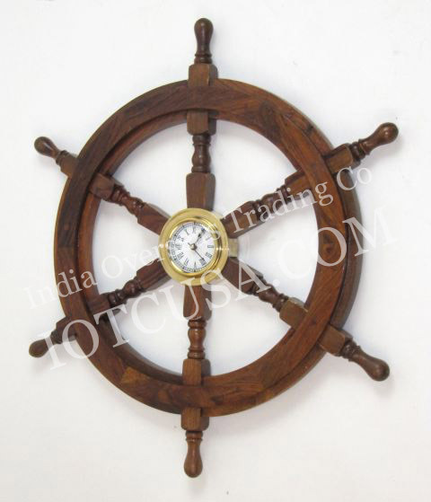 Nautical Clocks & Porthole
